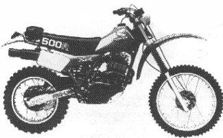 Historia de la Honda XR